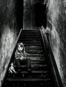 La pobreza infantil que no se ve
