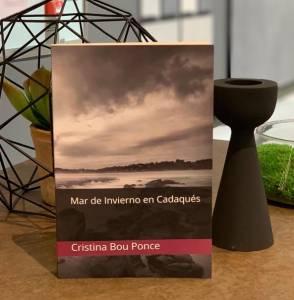 Libros en mi biblioteca: Mar de invierno en Cadaqués, de Cristina Bou