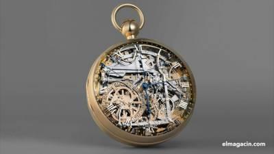 ¿Cuál es el reloj más caro de la historia?