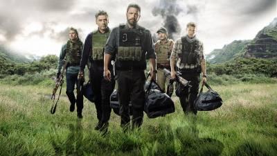 'Triple frontera': La última misión del grupo salvaje