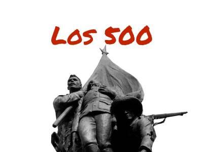 Los 500 de Vara de Rey