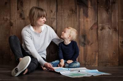 La importancia de la tribu en la crianza