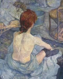 Tolouse-Lautrec, Cronista De Lo Marginal.
