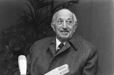 Simon Wiesenthal, el cazador de nazis