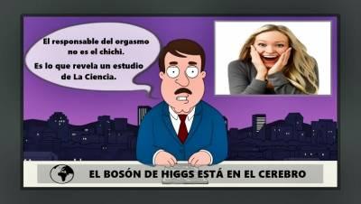 Se encuentra relación entre el bosón de Higgs y el placer (humor)