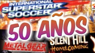 Medio Siglo De Éxitos: Konami. . . Sus Grandes Juegos, 50 Aniversario
