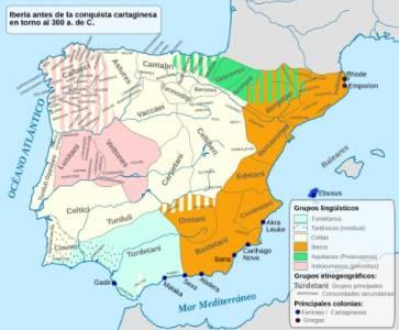 Los iberos: sociedad y religión