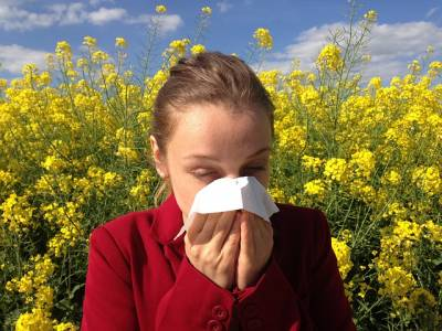 Esta primavera, la alergia al polen será menos intensa