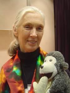 Jane Goodall: libros y biografía