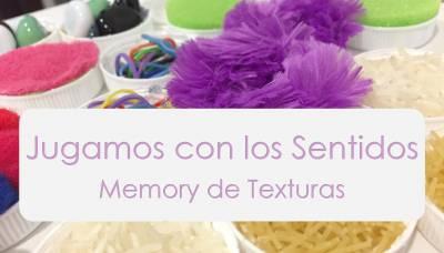 Memory de Texturas DIY - Mamá y 1000 cosas más