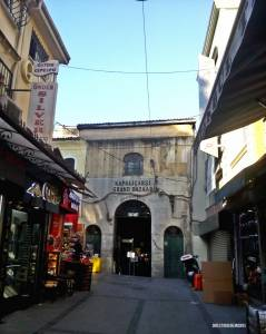 Estambul: Recorriendo el Gran Bazar y el Bazar Egipcio