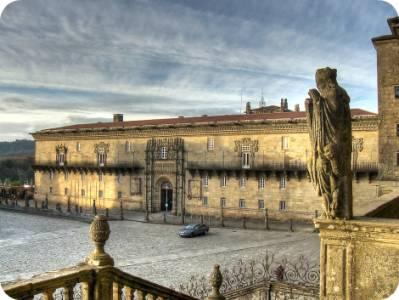 El Parador-Museo de Santiago de Compostela