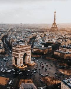 PARIS EN 3 DÍAS. Guía e itinerario