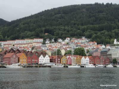 Qué ver en Bergen - Parajes x visitar