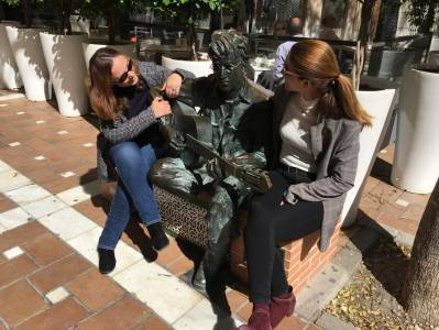 #MiércolesMudo – ¿nos cantas algo? #Almeria #NoOlvidesTuCantimplora