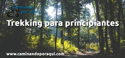 #Trekking para principiantes