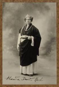 Biografía de Alexandra David-Néel
