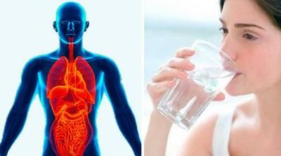 Esto pasa a tu cuerpo si bebes agua con el estómago vacío