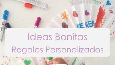 Ideas para hacer regalos originales y personales - Mamá y 1000 cosas más