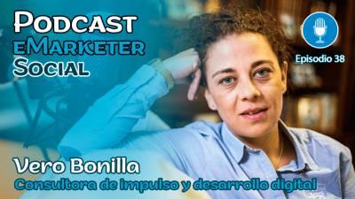 Verónica Bonilla profesional del marketing digital y la publicidad