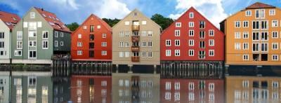 Qué ver en Trondheim, la ciudad universitaria de Noruega