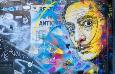 Arte Urbano, la ruta del arte en las calles.