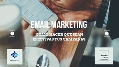 Haz Email marketing, sin volverte Spam > jeronimollamas