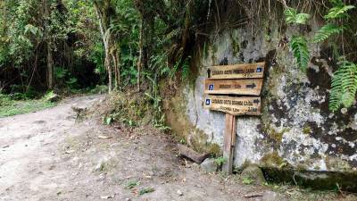 Caminata a las dos Caídas de la Catarata Gocta