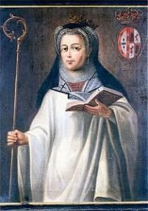Margarita de Borbón, tercera esposa de Teobaldo I de Navarra