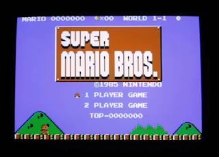 ¡Super Mario Bros. llega a la Commodore 64!