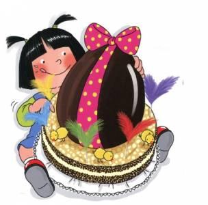 Huevos y Mona de Pascua. Origen y tradición.