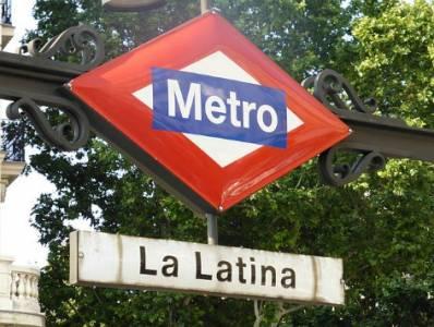 Biografía de Beatriz Galindo, La Latina