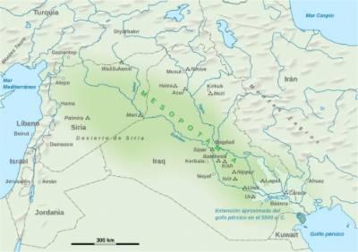 La mujer en Mesopotamia