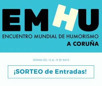 EMHU: Encuentro mundial de humorismo en A Coruña