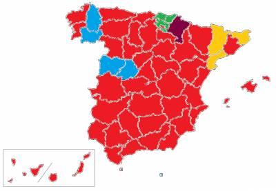 Análisis de las elecciones generales del 28A (I)