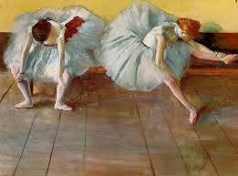 Edgar Degas, danza en movimiento.