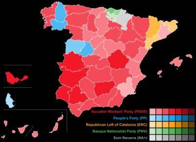 Análisis de las elecciones generales del 28A (II)