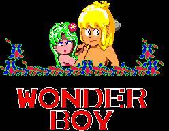 Retro Review: Wonder Boy (Sega).