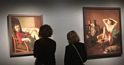 Imprescindible: Balthus (Museo Nacional Thyssen-Bornemisza) Y Giacometti ( Museo Del Prado)