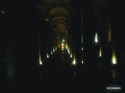 Estambul: recorrido por la Cisterna Basílica