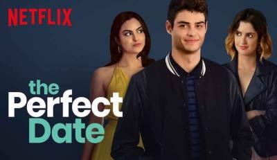El momento de esta ocasión será para: The perfect date – Mis momentos en las películas