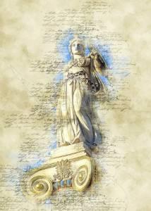 Atenea, la protectora de las artes