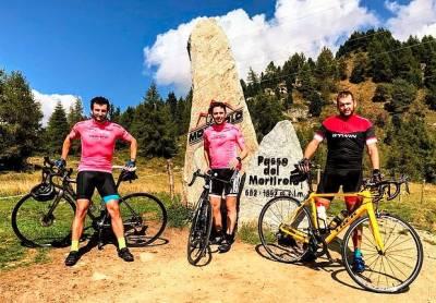 Stelvio y Mortirolo. Dos de los puertos más duros del Giro d'Italia