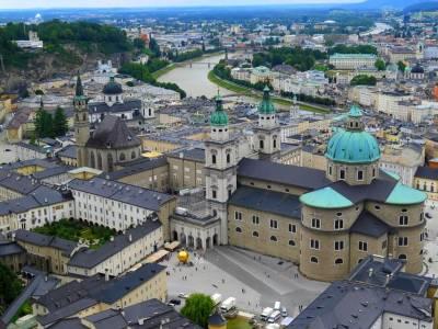 Salzburgo, qué ver y hacer en. un día