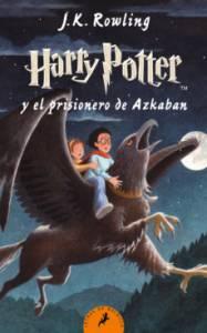 'Harry Potter y el prisionero de Azkaban' de J. K. Rowling