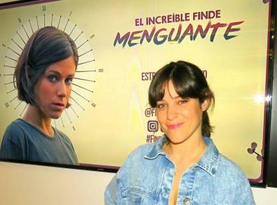 Entrevista a Iria del Rio: 'Me siento plena como actriz'