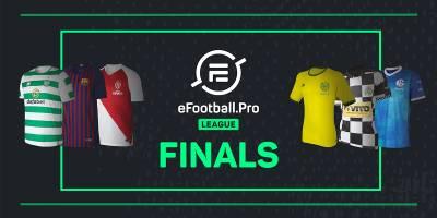 Jugadores destacados y finales de la eFootball. Pro League - Pello's World