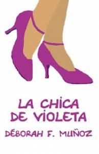 La chica de violeta, relato