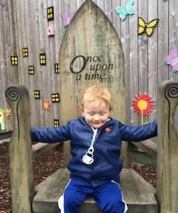 Los 3 padawan y Mama : Súper parques: Lough Key Forest Park ( Boyle, Irlanda)
