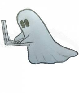 Lo bueno, lo malo y lo feo de la figura del escritor fantasma - Bloguero Pro